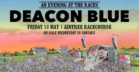 Deacon Blue An Evening at the Races