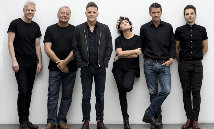Contact Deacon Blue