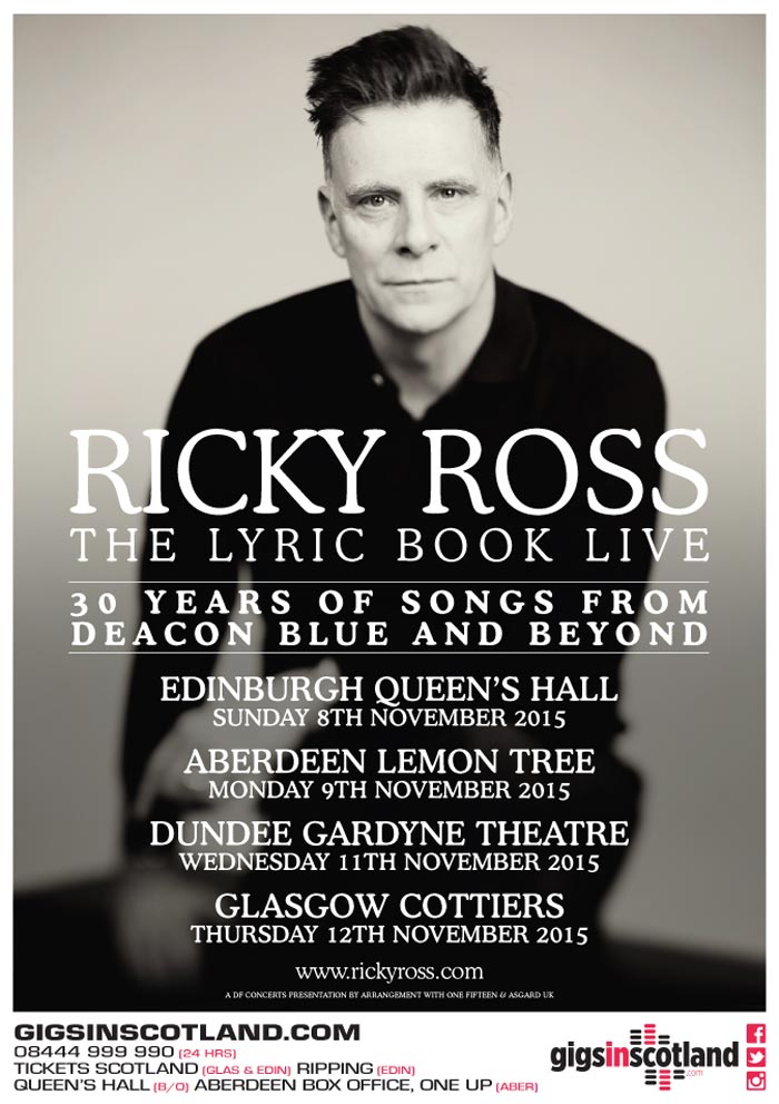 Lyric Book Live