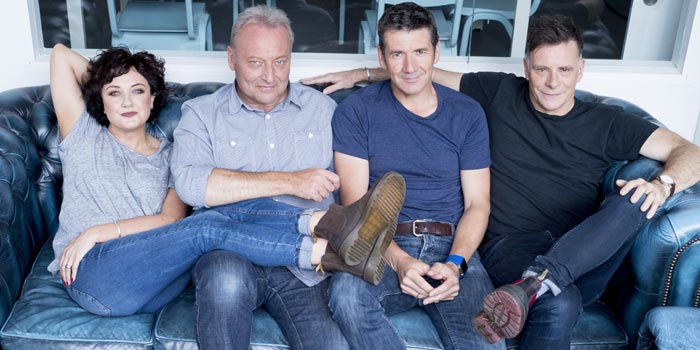 Deacon Blue News 2014